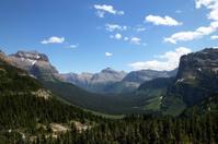 Logan Pass.