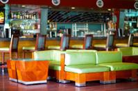 Trendy Hotel Lounge