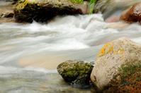 Stream - long exposure