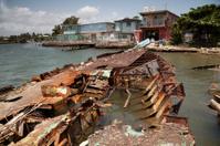 Shipwreck Bay of San Juan, Puerto Rico