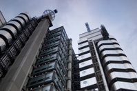 Lloyds Building London UK