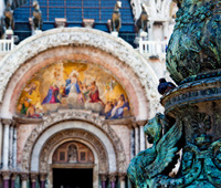 St Marks Church in Venice Italy