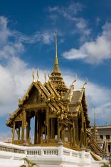 Grand Palace, Temple of the Emerald Buddha
