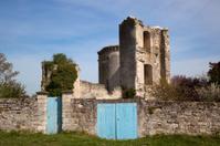 Chateau fort de la Ferte Milon