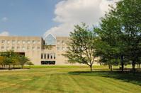 IUPUI University Campus Building Indianapolis Indiana