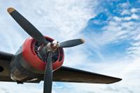 Propeller of airplane