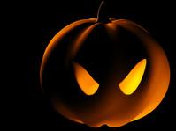 Jack-o-lantern mischief