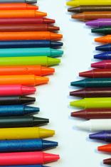 Crayon waves