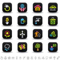 Eco icons | bbton series