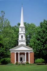 Greek Revival Chapel
