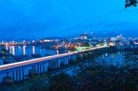 Panorama of city Nha Trang