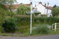 Typical Norfolk village