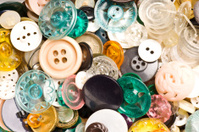 antique buttons background