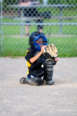 Youth League Catcher