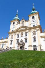 Basilica Of The Virgin Mary
