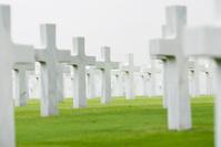 Cemetery field