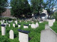 The Remuh Cemetery in Krakow