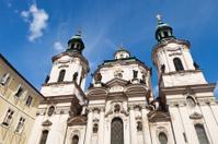 St. Nicholas Church In Prague, Czech Republic