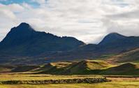 Landscape on Iceland