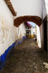 Street in Obidos