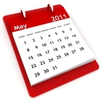May 2011 - Calendar series