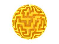 Global labyrinth