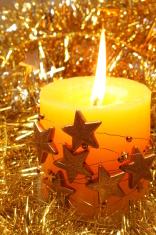 Christma candle