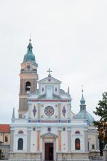 Basilica of Virgin Mary