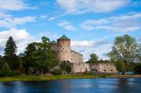 Castle of Savonlinna, Finland