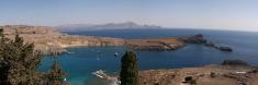 Lindos Bay - Rhodes Greece -XXXL