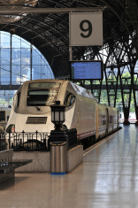 Barcelona - Train station