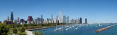 Chicago Skyline at Day XXXL