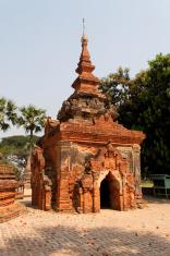 Burmese Pagoda
