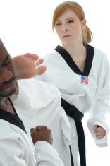 Self defense contact