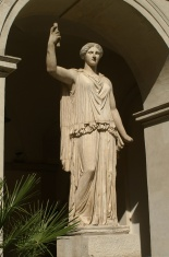 Statue of a Goddess