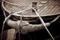 Antique Vintage Boat