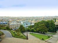 Montmartre - view of Paris