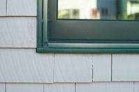 Cedar Shakes and New Window