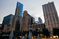 Michigan Avenue Buildings
