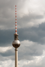 TV Tower. Berlin