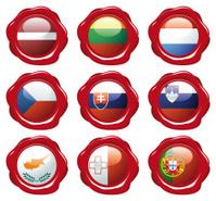 Yüz Kıbrıs Bayrağı Stok Fotoğrafları Freeimagescom