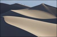 Dune Walking, Mesquite, Death Valley