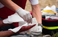 Treatment of hand injury