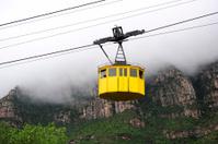 Cable car to Monserrat