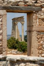 Roman Ruins in Cyprus.