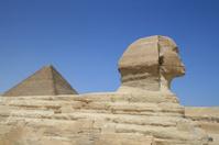 The Great Sphinx og Giza, Egypt