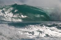 Blue Tube Wave