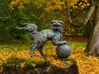 Bronze Chinese Lion