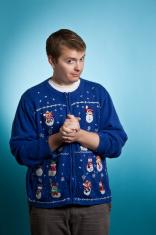 Creepy Sweater Man
