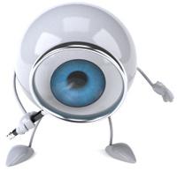 Fun eye searching